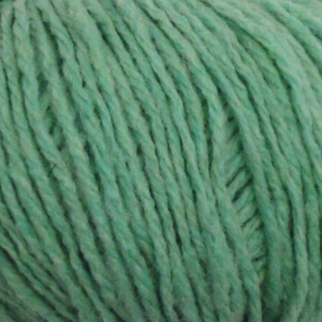Wonder Knit Self Patterning Wool : Worsted Wonder - Mint Wool Yarn NeedleMaker